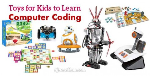 program coding learning toys for kids
