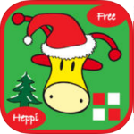 Bo Matching Game free Christmas app for kids