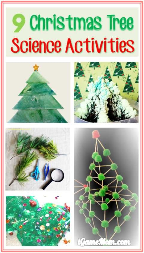9 christmas tree science activities for kids igamemom for Christmas activities for families to do
