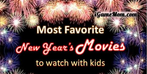 Most favorite new year eve movies for kids