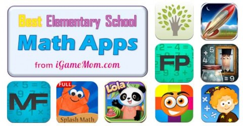 best math apps for elementary school kids