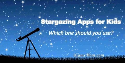 stargazing apps for kids