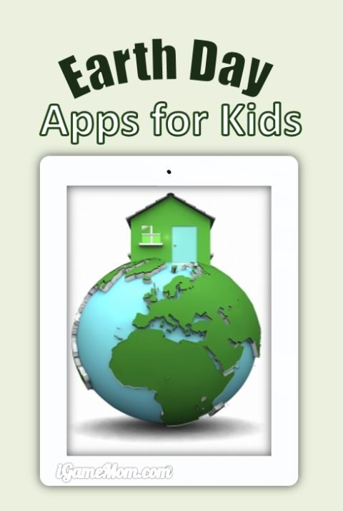 8 Kids Apps for the Earth Day - teaching kids about nature, animals, environment, recycle, …, in a fun way. Kids learn via interactive fun activities. Several apps are even free!
