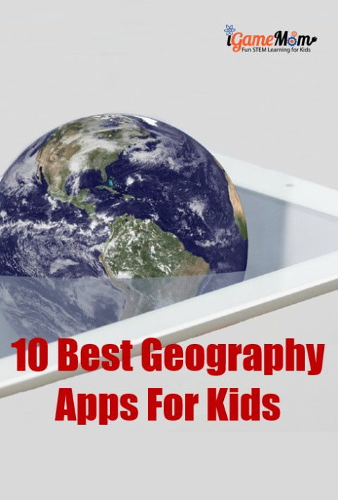 Best Geography Apps for Kids. Learn geography with interactive maps, personalized geography games and challenges, like Stack Your State. Fun ideas of educational games for social science class review, or family travel for kids to play in the car or when waiting at the airport.