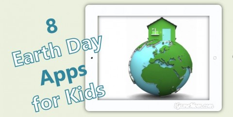 Earth Day Apps for Kids fun learning