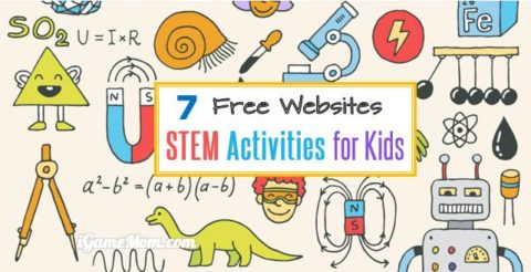 free online STEM resources