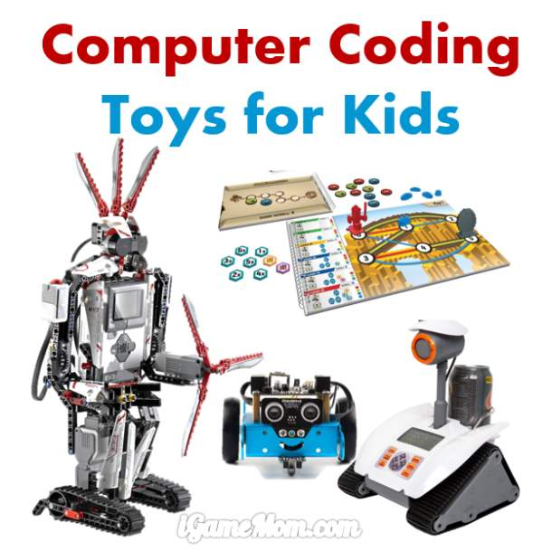 Toys for Kids to Learn Computer Coding