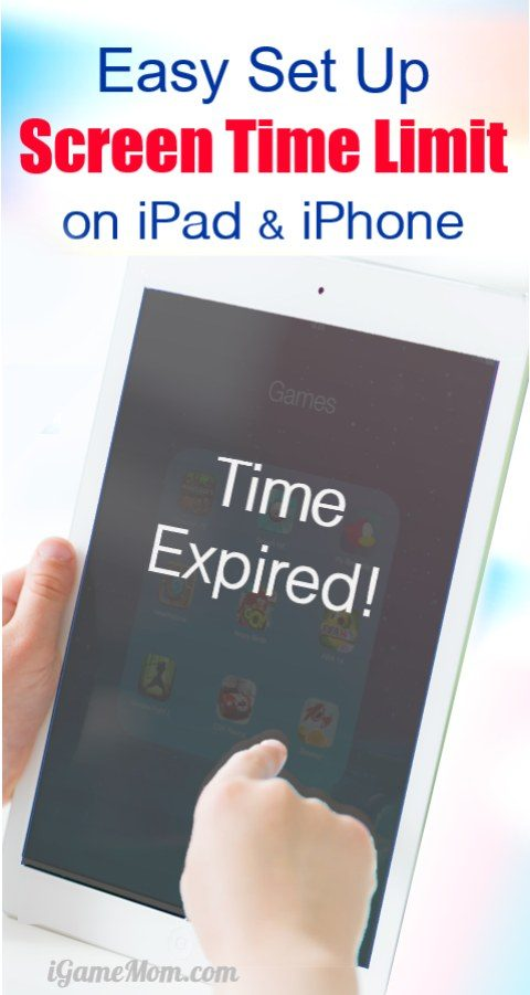 How to limit screen time on ipad iphone? With this simple feature of just a couple of clicks in the device setting, parents can have better control on time kids spend on mobile devices, as well as the apps they use. Parental control setting makes parenting in technology world easier.