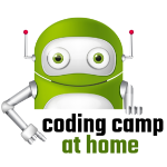DIY Computer Coding Camp at Home post image