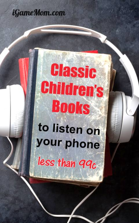Audible classic children books that are almost free, with Kindle WhisperSync | Audio Book