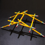 Build a Da Vinci Bridge with Pencils – A fun STEM Challenge post image