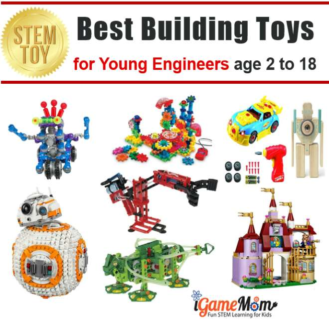 Building toys for future engineers