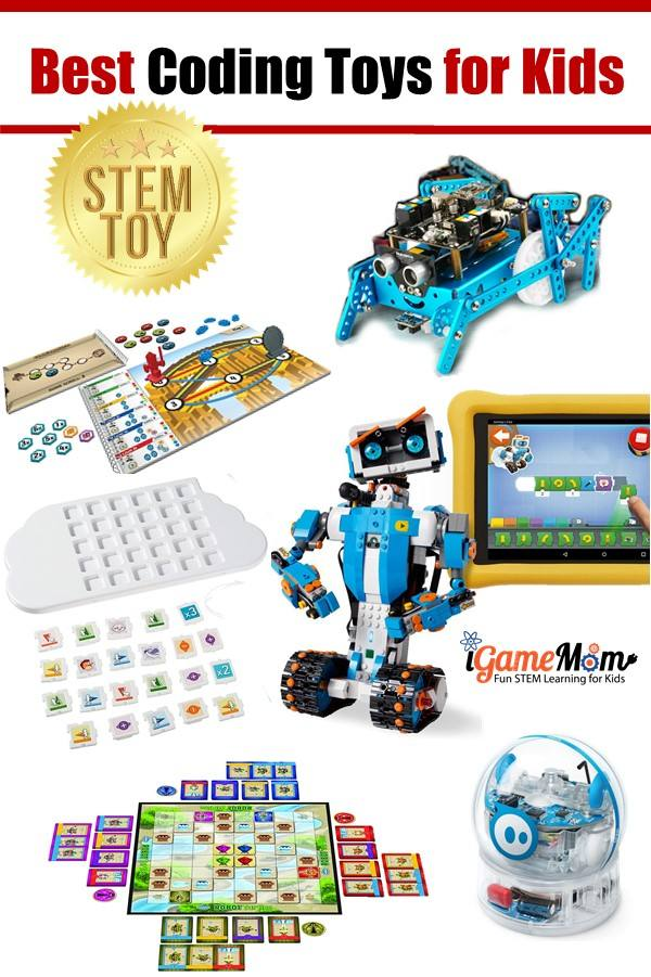 Best toys for kids to learn computer coding, programming, strategy and problem solving, with hands on interactive activities, for both beginners and advanced programmers, girls and boys. Fun STEM gift ideas for kids from preschool to high school.