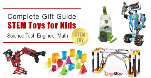 Best Stem Toys For Kids And Toddlers : Awesome stem toys for kids all ages