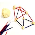 Patriotic Dinner Party STEM Challenge for Kids using Toothpicks post image
