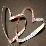 How to make interlocked Mobius Strip Hearts? post image