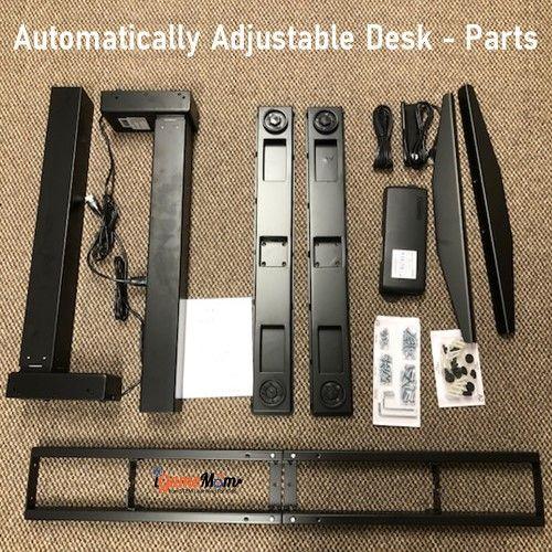 Autonomous Desk, parts