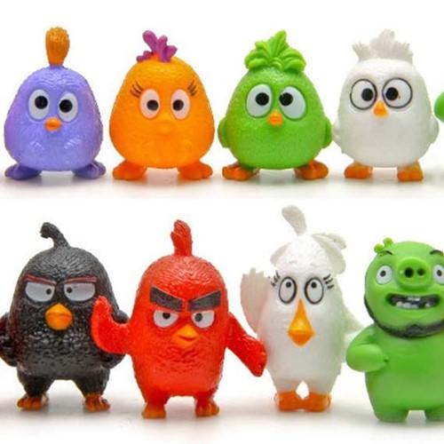 Angry Birds Figures